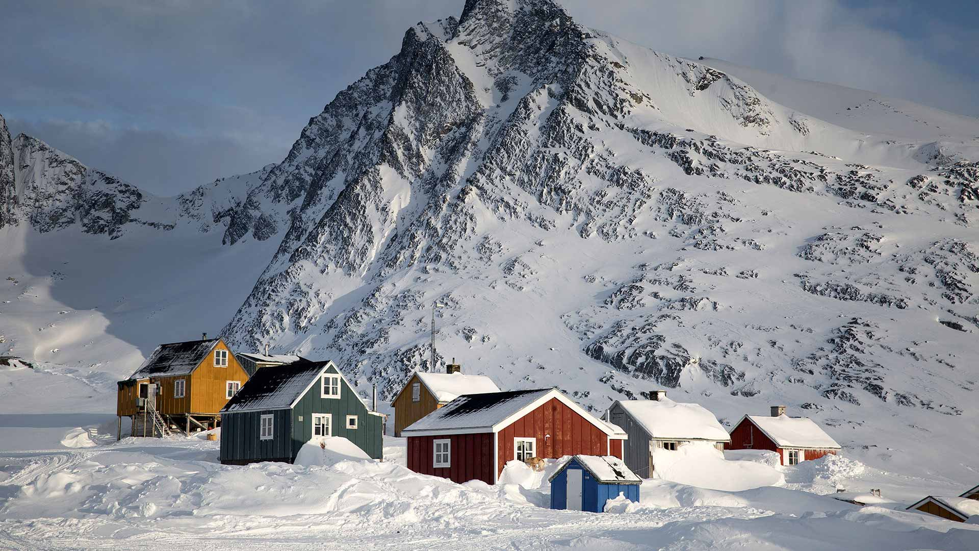 Winter Travel To Greenland : Winter Holiday Packages