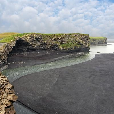 Dyrhólaey in South Iceland